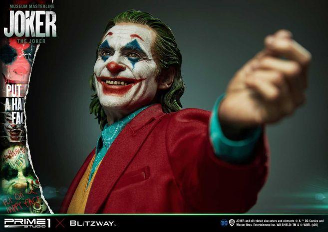 Prime 1 Studio - Joaquin Phoenix - Joker - 94