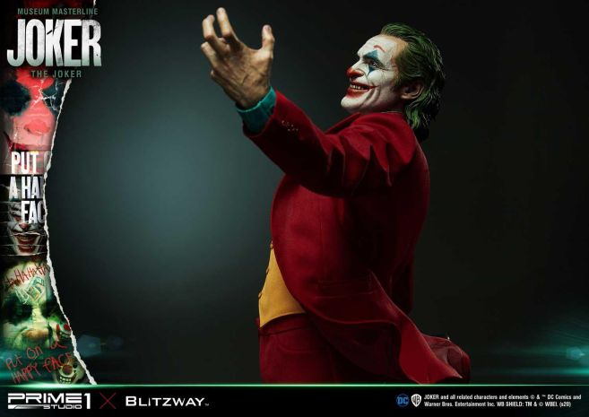 Prime 1 Studio - Joaquin Phoenix - Joker - 97