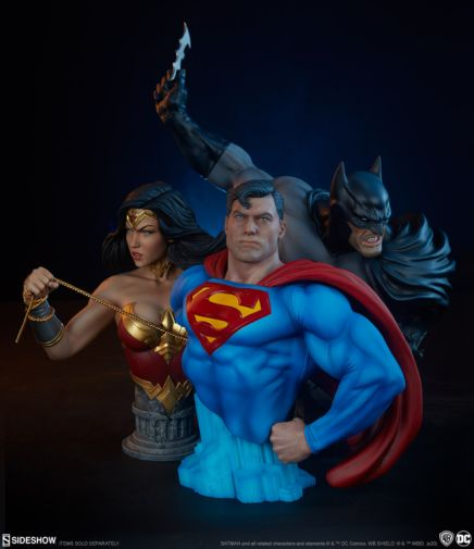 Sideshow - DC - Batman Bust - 06