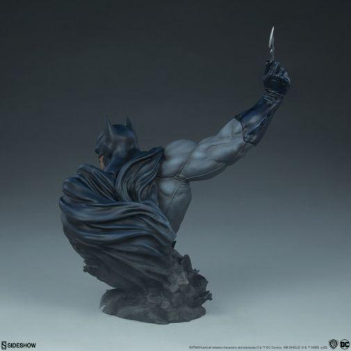 Sideshow - DC - Batman Bust - 08