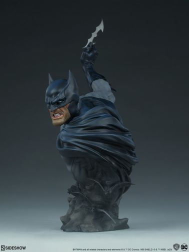 Sideshow - DC - Batman Bust - 12