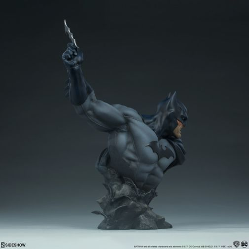 Sideshow - DC - Batman Bust - 15