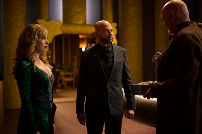 Lex Luthor and Leviathan