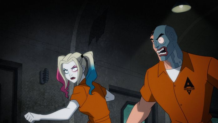 Harley Quinn & Two-Face