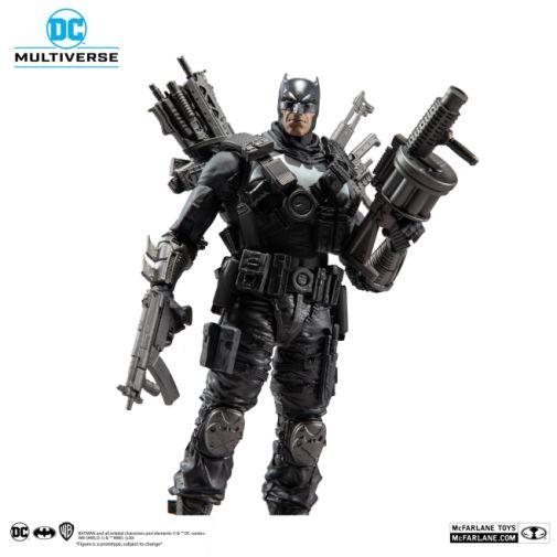 McFarlane Toys - DC Multiverse - Batman - Dark Knights Metal - The Grim Knight - 06