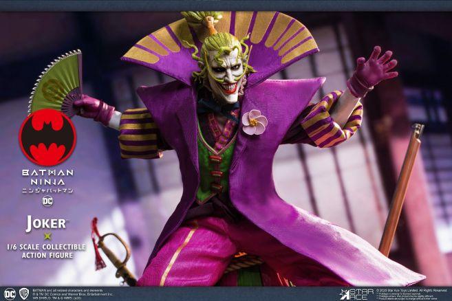 Star Ace Toys - Batman Ninja - Lord Joker - 05