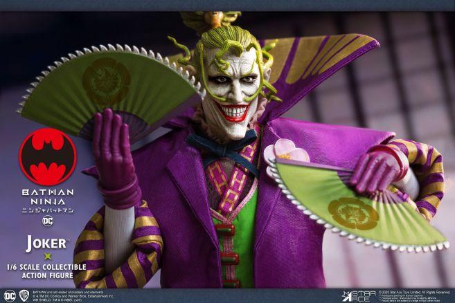 Star Ace Toys - Batman Ninja - Lord Joker - 11