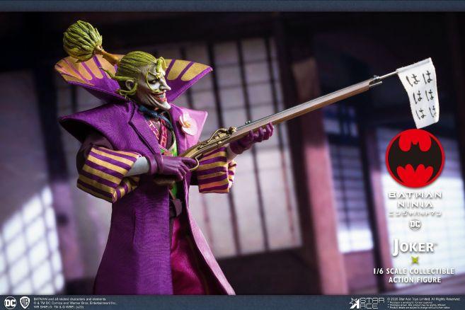 Star Ace Toys - Batman Ninja - Lord Joker - 13