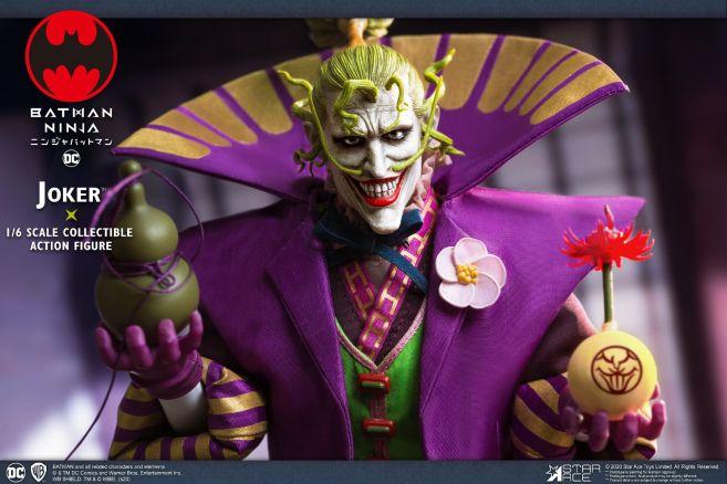 Star Ace Toys - Batman Ninja - Lord Joker - 14