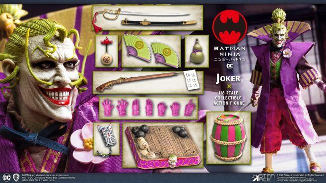 Star Ace Toys - Batman Ninja - Lord Joker - 15