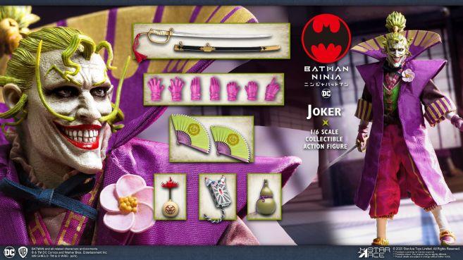 Star Ace Toys - Batman Ninja - Lord Joker - 16