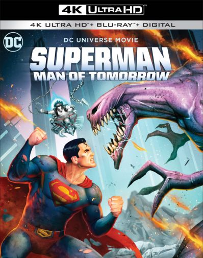 Superman - Man of Tomorrow - 4K - Cover - 01