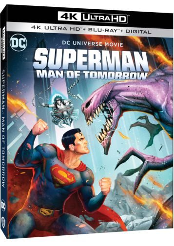 Superman - Man of Tomorrow - 4K - Cover - 02