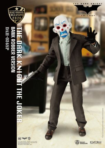 Beast Kingdom - DC - Dark Knight - DAH - Bank Robber Joker - 02