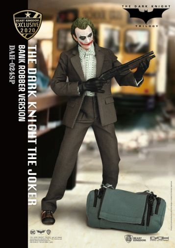 Beast Kingdom - DC - Dark Knight - DAH - Bank Robber Joker - 03