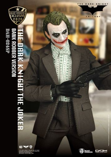 Beast Kingdom - DC - Dark Knight - DAH - Bank Robber Joker - 06