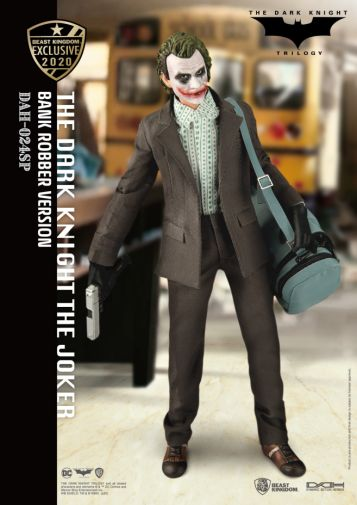Beast Kingdom - DC - Dark Knight - DAH - Bank Robber Joker - 09