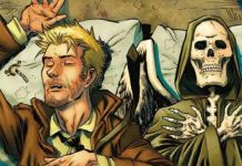 Constantine - Comics - Generic - 01