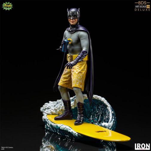 Iron Studios - Batman 1966 - Surfs Up - Batman - 07