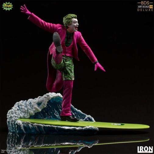 Iron Studios - Batman 1966 - Surfs Up - Joker - 08