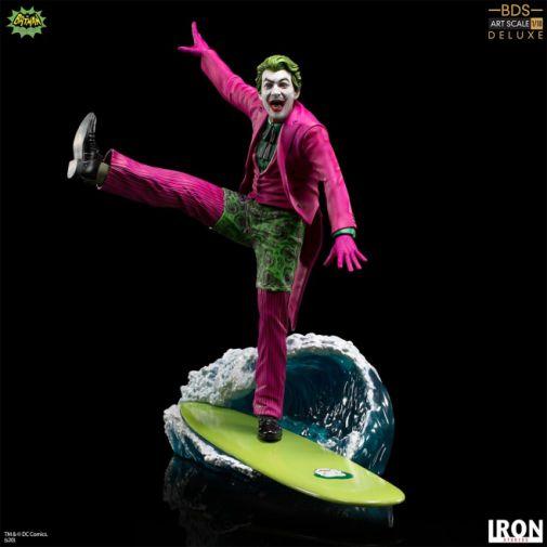 Iron Studios - Batman 1966 - Surfs Up - Joker - 15