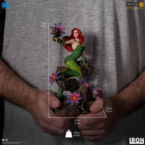 Iron Studios - Poison Ivy - Art Scale - 08