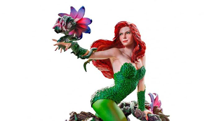 Iron Studios - Poison Ivy - Art Scale - Featured