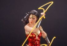 Kotobukiya - Wonder Woman 1984 - ARTFX - Featured - 01