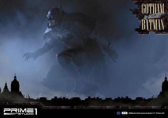 Prime 1 Studio - DC Comics - Gotham by Gaslight - Black Ver - 07