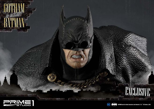 Prime 1 Studio - DC Comics - Gotham by Gaslight - Black Ver - 24