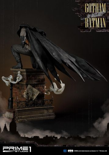 Prime 1 Studio - DC Comics - Gotham by Gaslight - Black Ver - 32