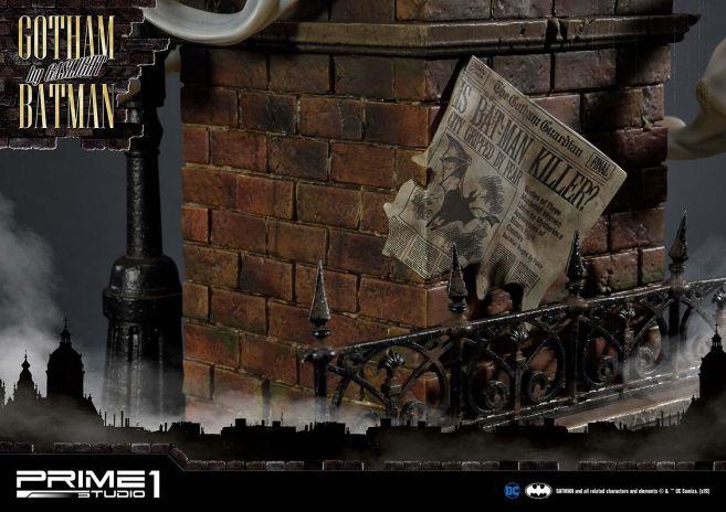 Prime 1 Studio - DC Comics - Gotham by Gaslight - Black Ver - 42