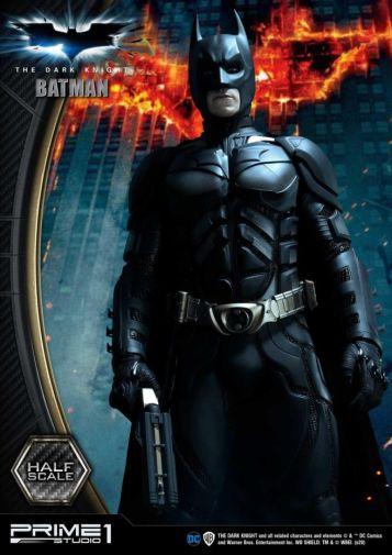 Prime 1 Studio - The Dark Knight - Batman -1-2 Scale - 11