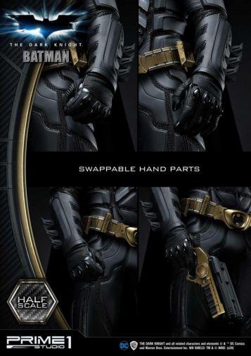 Prime 1 Studio - The Dark Knight - Batman -1-2 Scale - 12