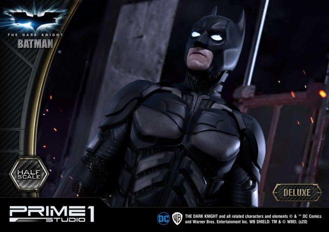 Prime 1 Studio - The Dark Knight - Batman -1-2 Scale - 44