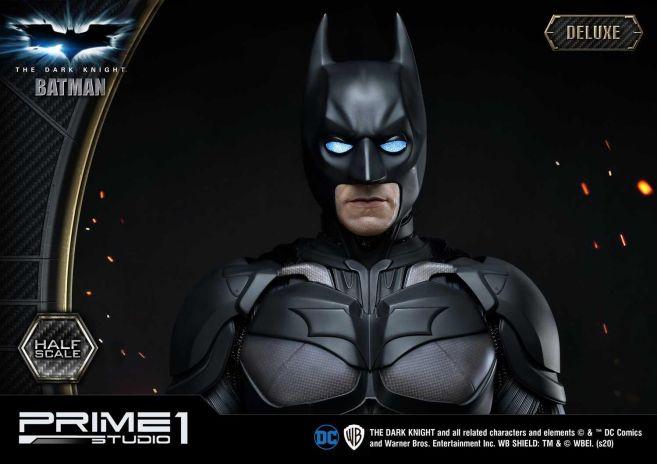 Prime 1 Studio - The Dark Knight - Batman -1-2 Scale - 49