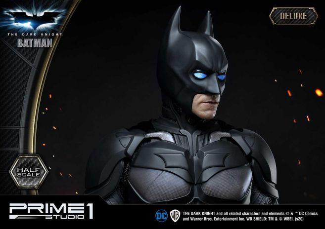 Prime 1 Studio - The Dark Knight - Batman -1-2 Scale - 52