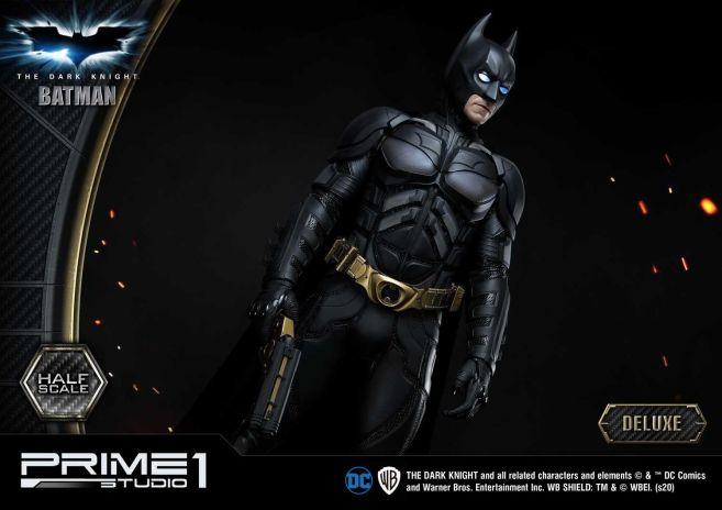 Prime 1 Studio - The Dark Knight - Batman -1-2 Scale - 55