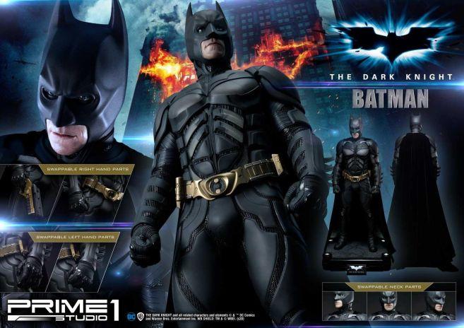 Prime 1 Studio - The Dark Knight - Batman -1-2 Scale - 86