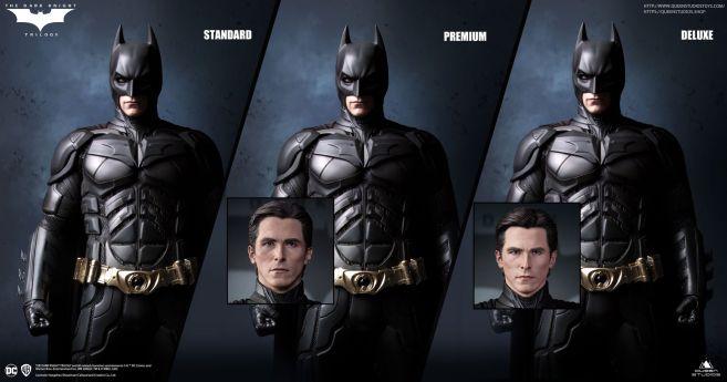 Queen Studios - Dark Knight - Batman - 1-3 Scale - 01