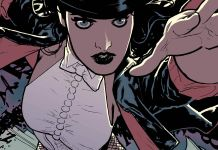Zatanna - Comic - Generic - Featured - 01