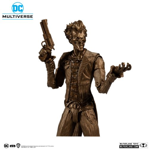 McFarlane Toys - Platinum Edition - Arkham Asylum Joker Bronze Edition - 05