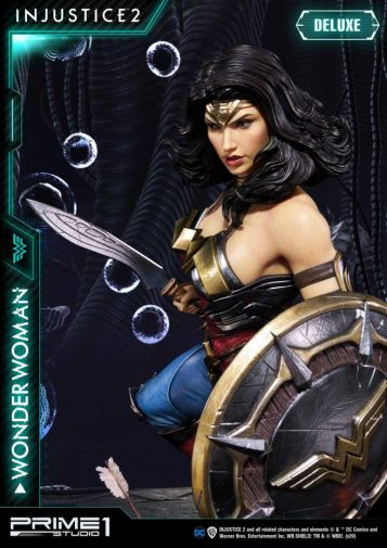 Prime 1 Studio - Injustice 2 - Wonder Woman - Deluxe - 06