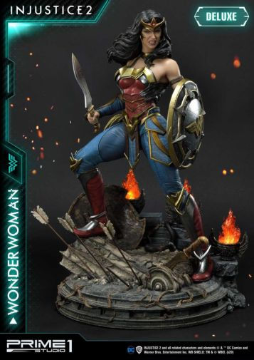 Prime 1 Studio - Injustice 2 - Wonder Woman - Deluxe - 13