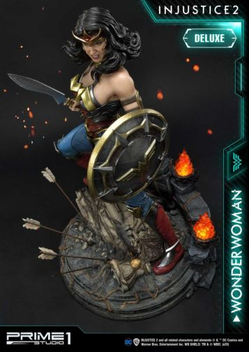 Prime 1 Studio - Injustice 2 - Wonder Woman - Deluxe - 18