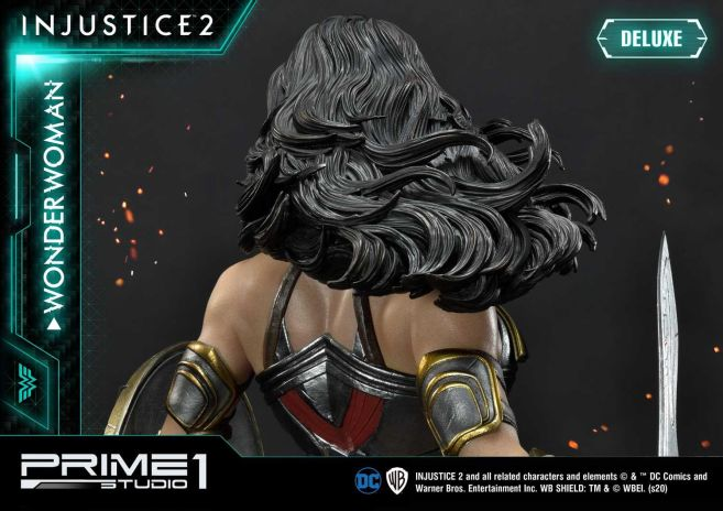 Prime 1 Studio - Injustice 2 - Wonder Woman - Deluxe - 26
