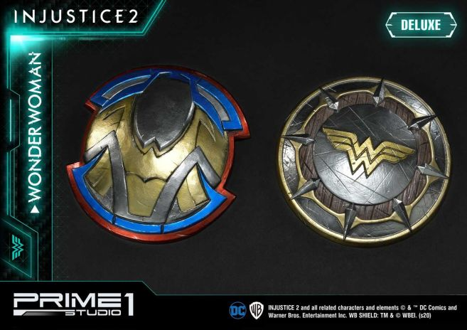 Prime 1 Studio - Injustice 2 - Wonder Woman - Deluxe - 36