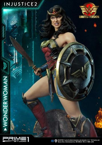 Prime 1 Studio - Injustice 2 - Wonder Woman - Limited - 02