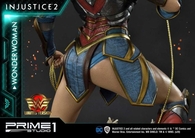 Prime 1 Studio - Injustice 2 - Wonder Woman - Limited - 17
