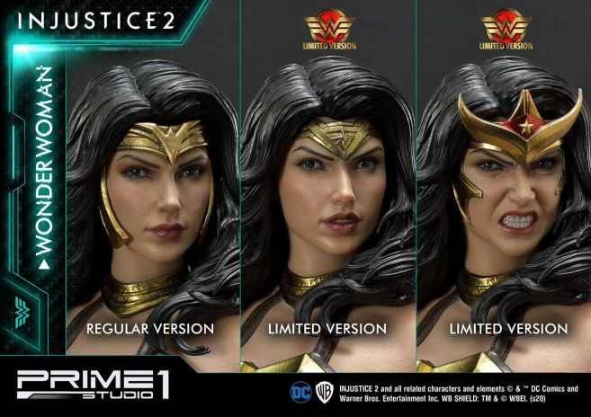 Prime 1 Studio - Injustice 2 - Wonder Woman - Limited - 19